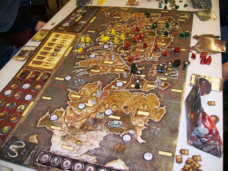 Il trono di spade il gioco da tavolo seconda edizione for Il trono di spade gioco da tavolo